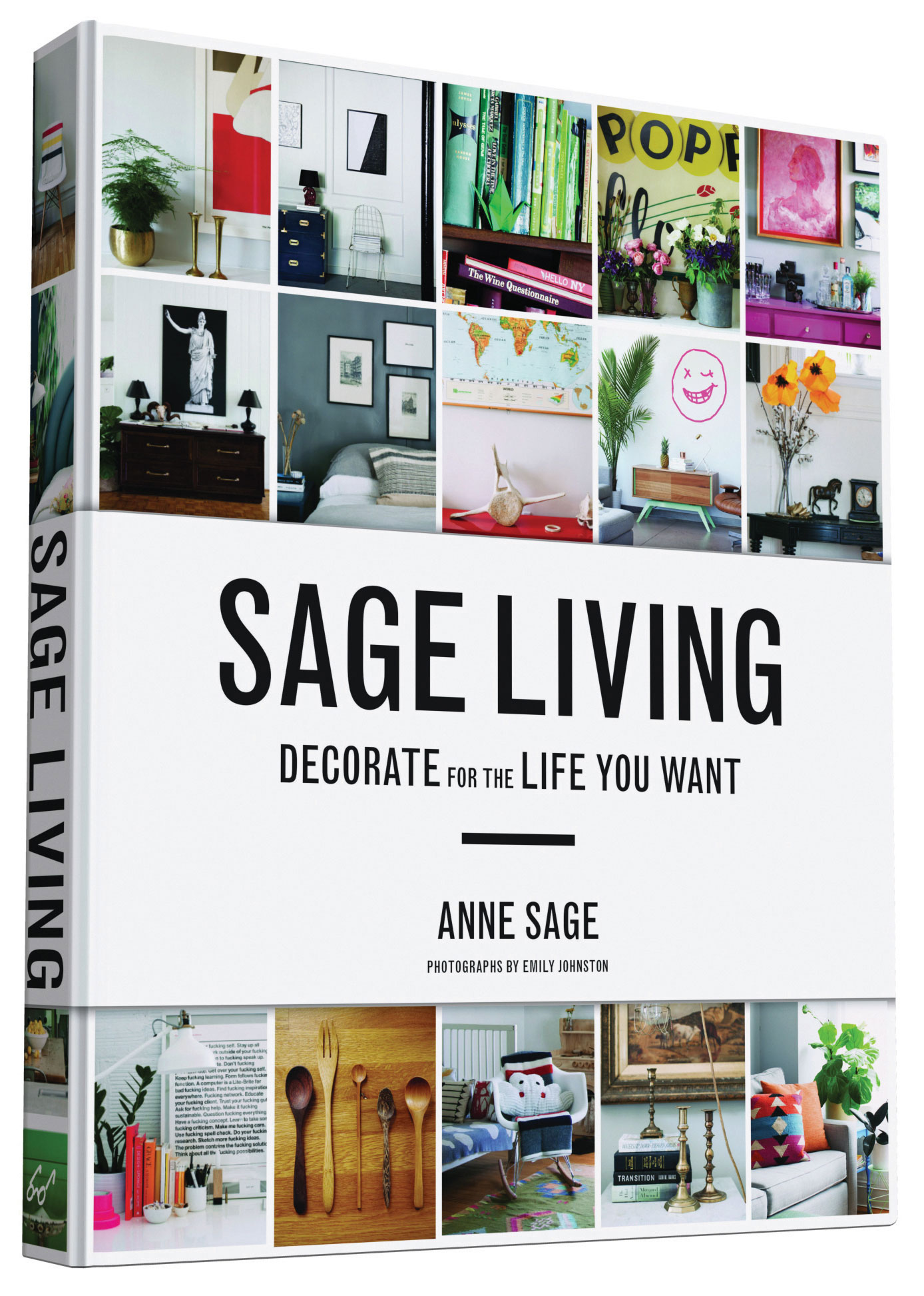 Lovely Sage Living   3D Cover