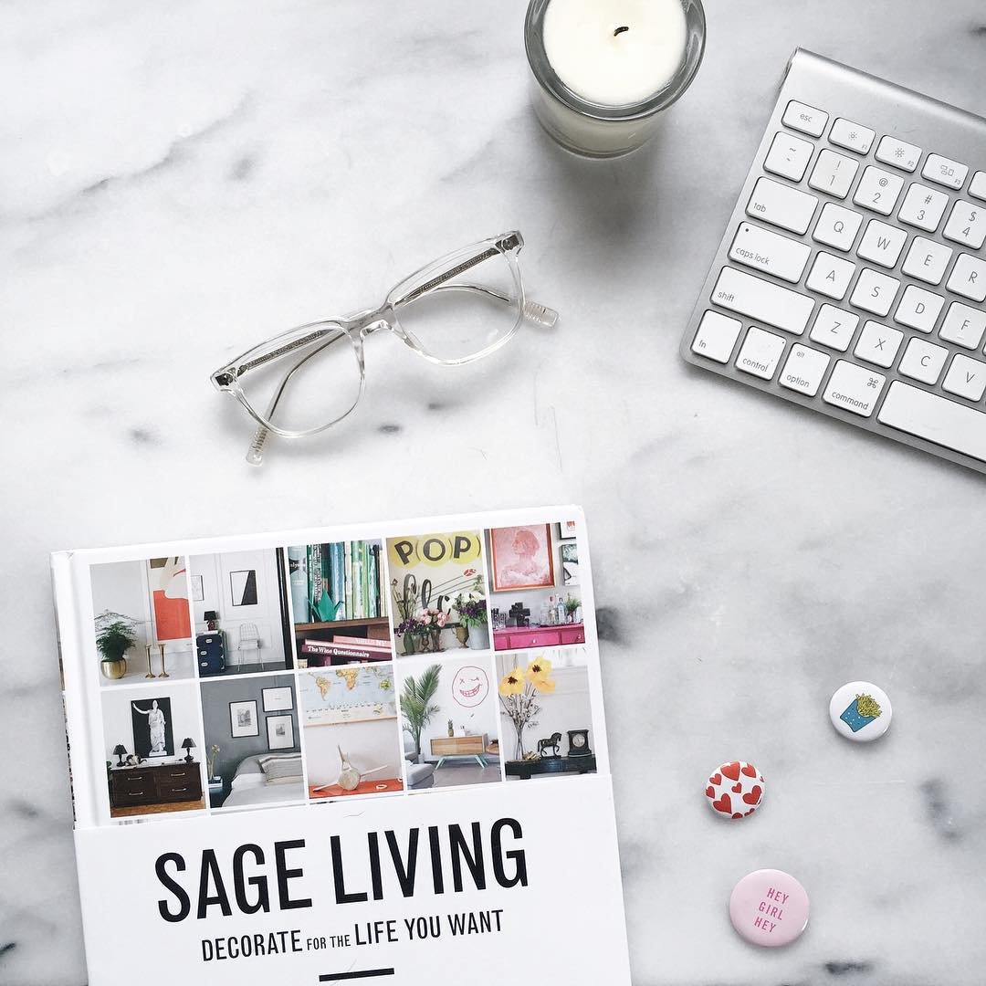 My Book Sage Living Is Officially Here!