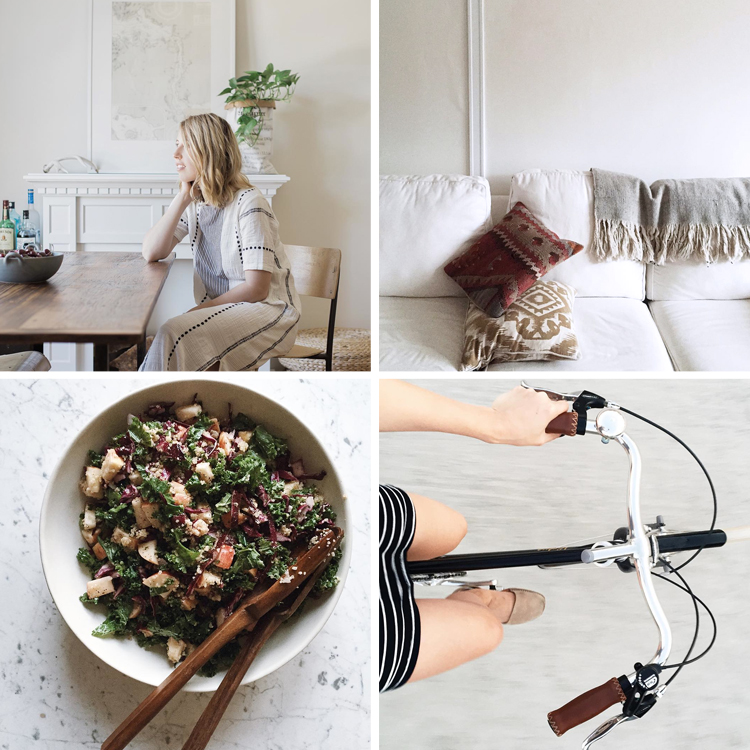 simple romantic style on instagram