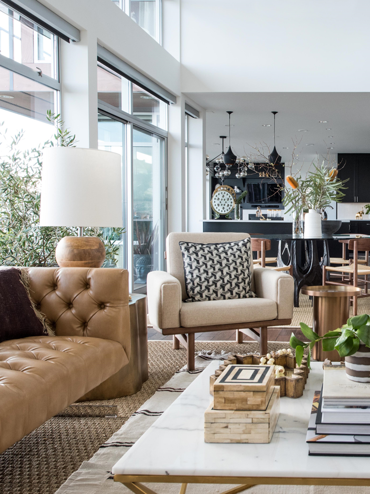 Living Room Design Contemporary: Decorist Seattle Showhouse + The Power Of Virtual Design