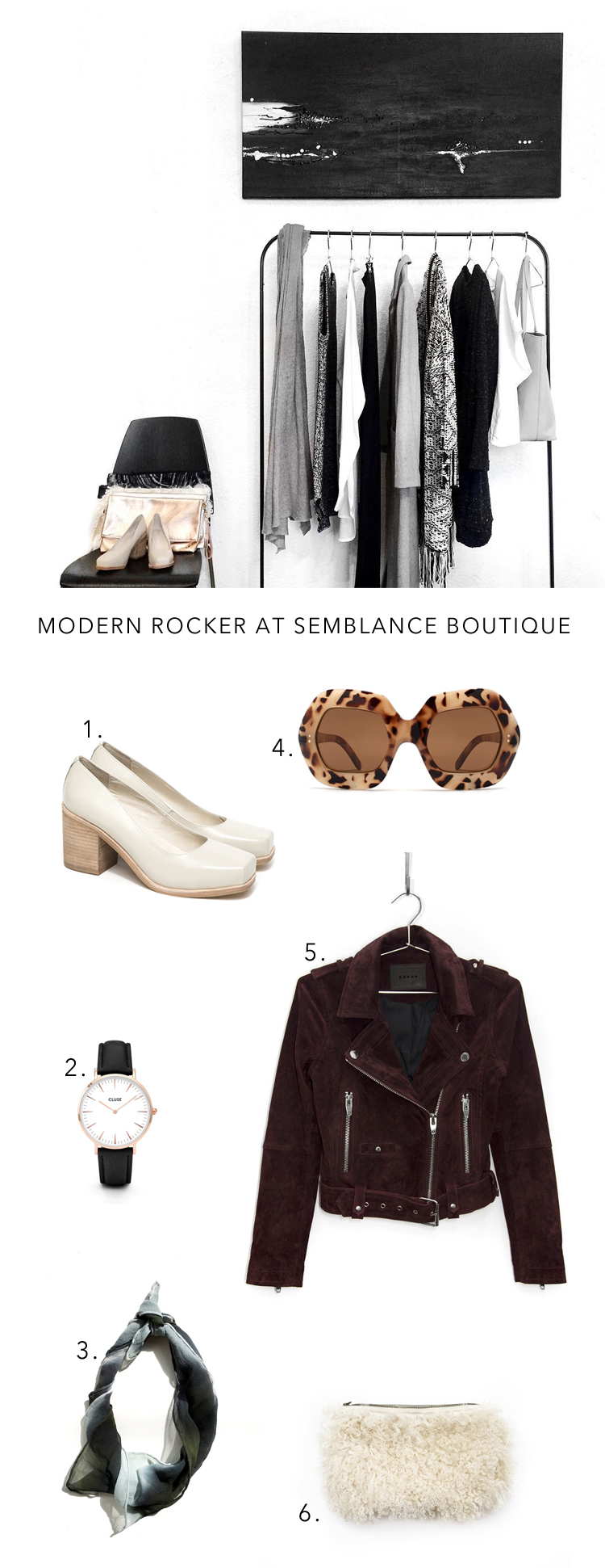 shop modern rocker style via @citysage