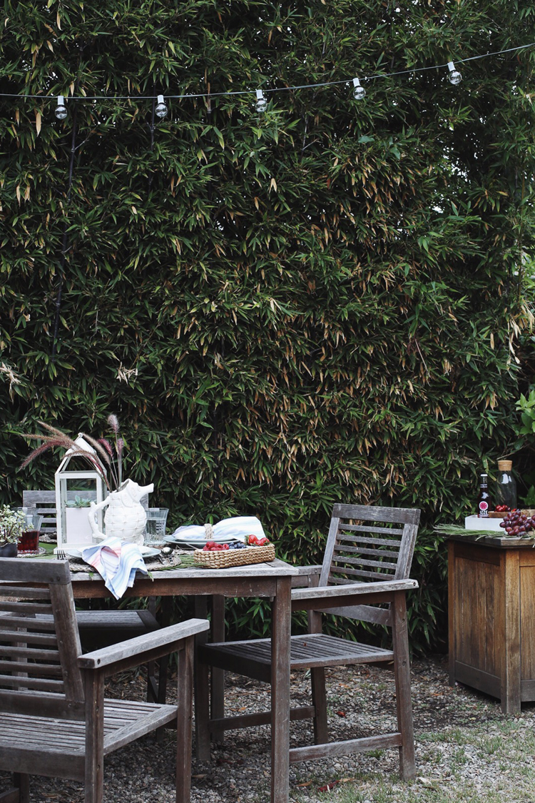 Pier1 Dining Table: Outdoor Dining Inspiration With Pier 1 Imports