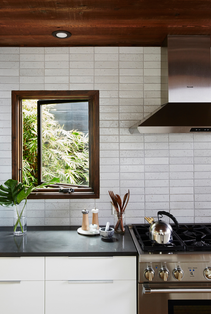Unique kitchen backsplash inspiration from fireclay tile anne sage - New modern house kitchen tiles designs ...