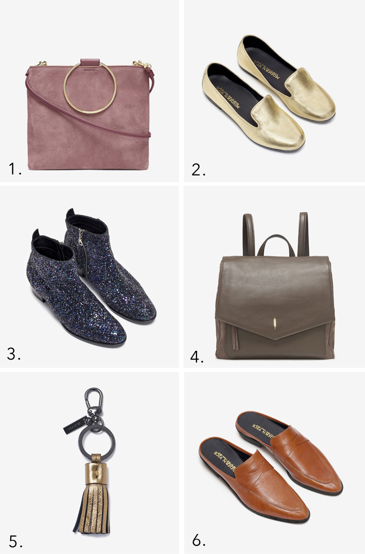 modern accessories for fall 2016 // anne sage