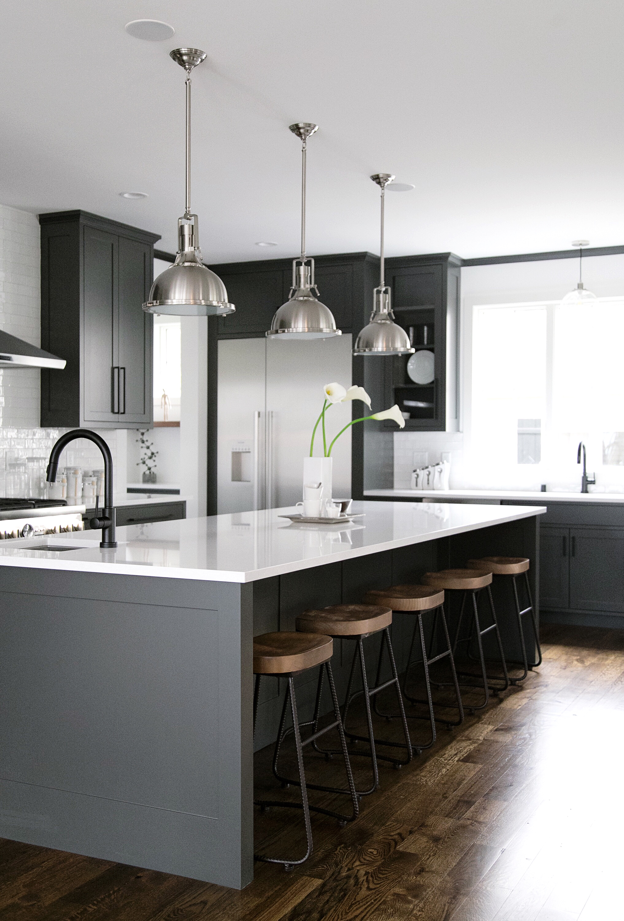 stylish sustainable kitchen design at the cambria design sustainable kitchen design architectural digest