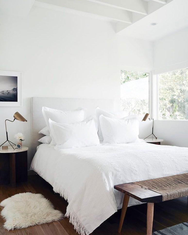 Pinterest White Bedroom Ideas
