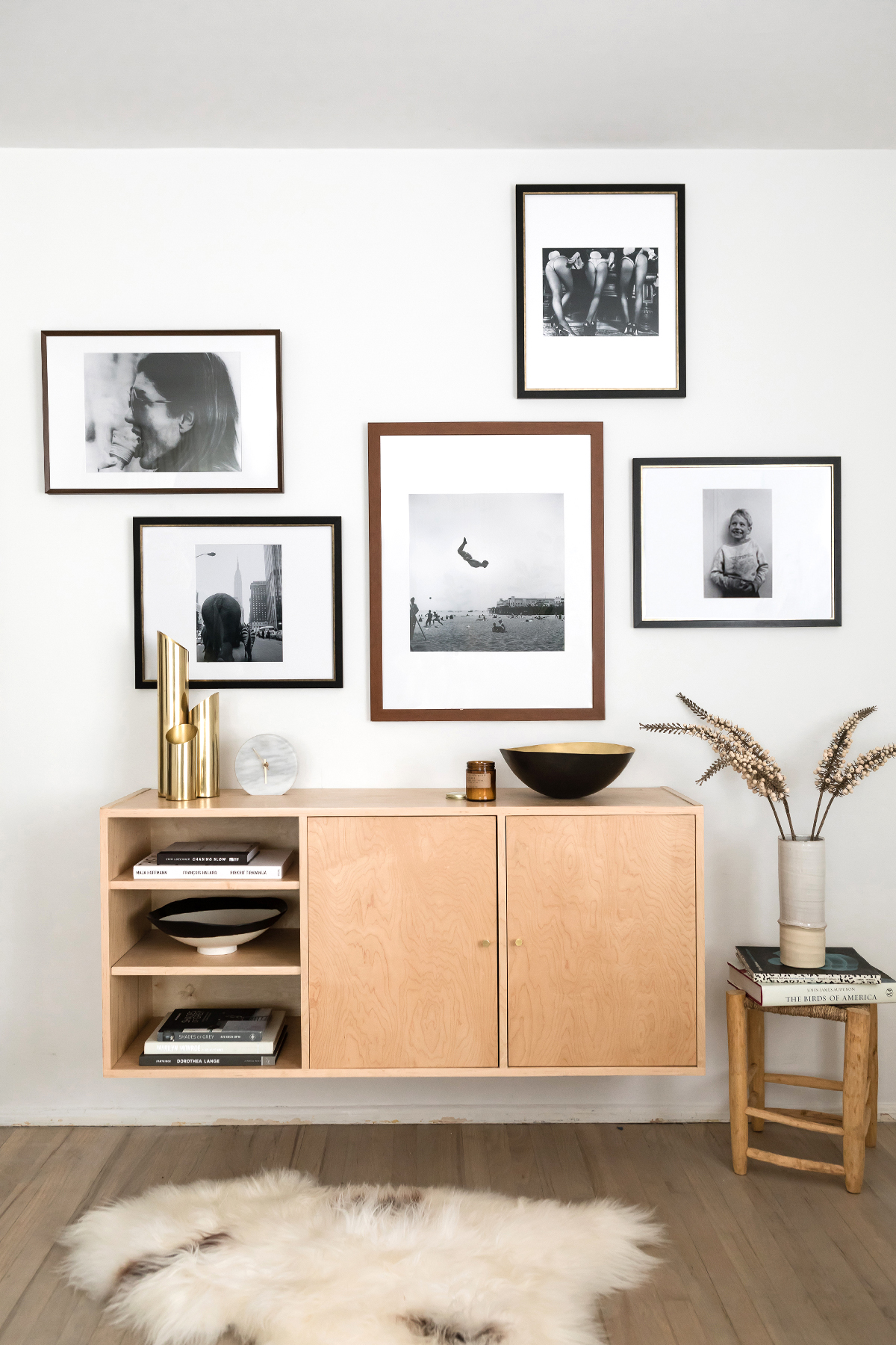 Marvelous 3 Foolproof Steps To Design + Hang The Perfect Gallery Wall