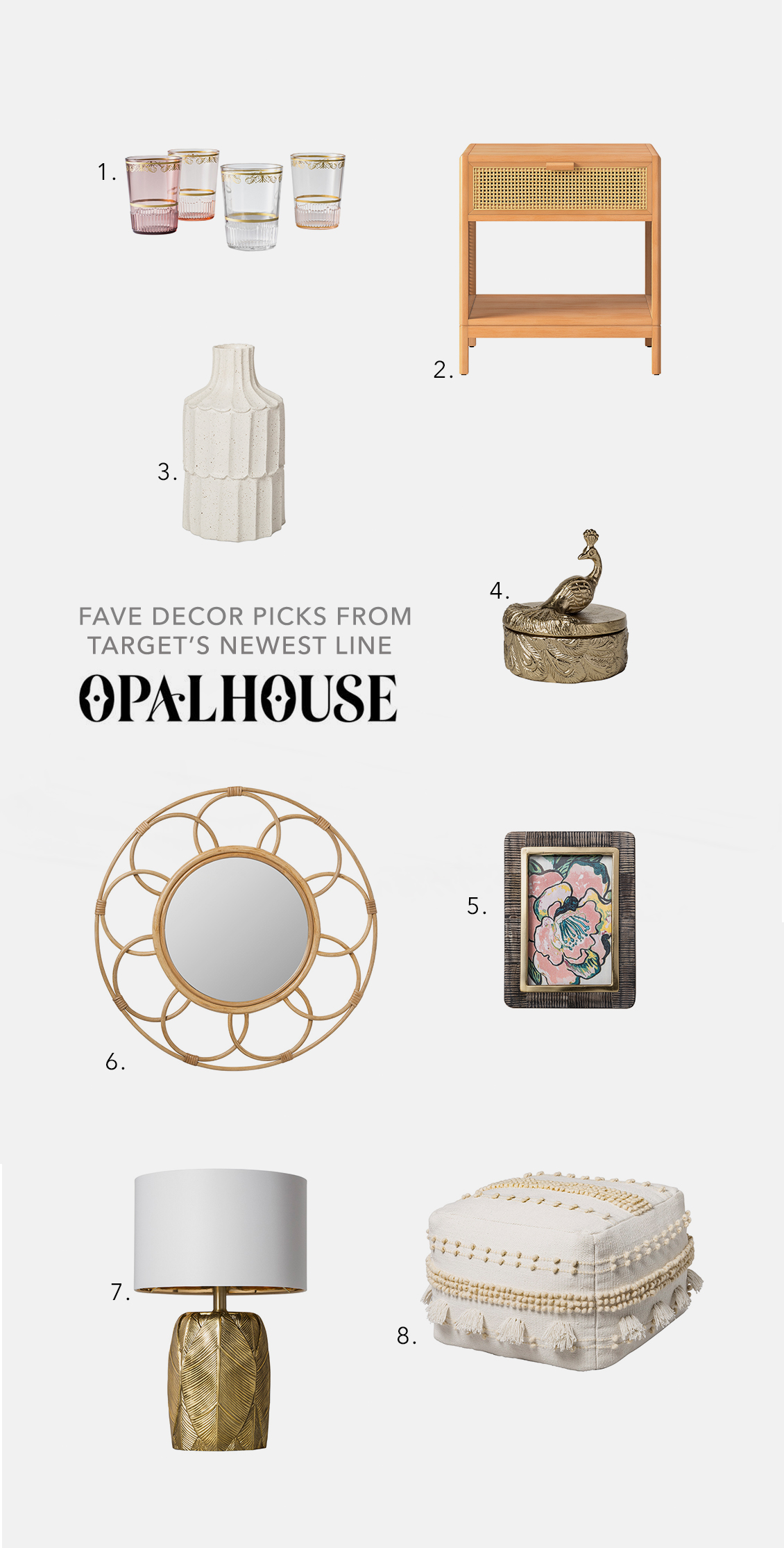 Fave Spring Decor Picks From The New Opalhouse Collection At Target Anne Sage
