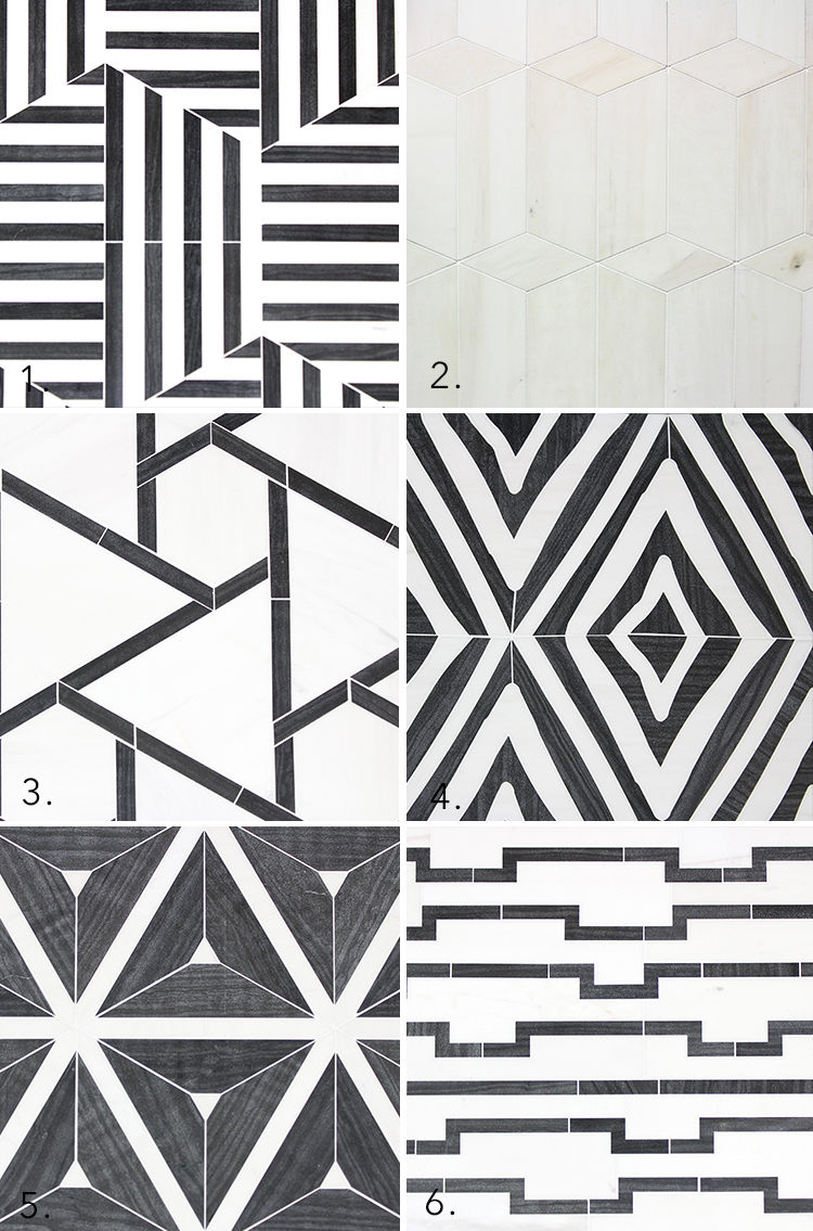 The Collection Is Comprised Of High Contrast Black And White Designs, Most  Of Them Geometric In Nature But With A Few Curves Thrown In For Good  Measure.