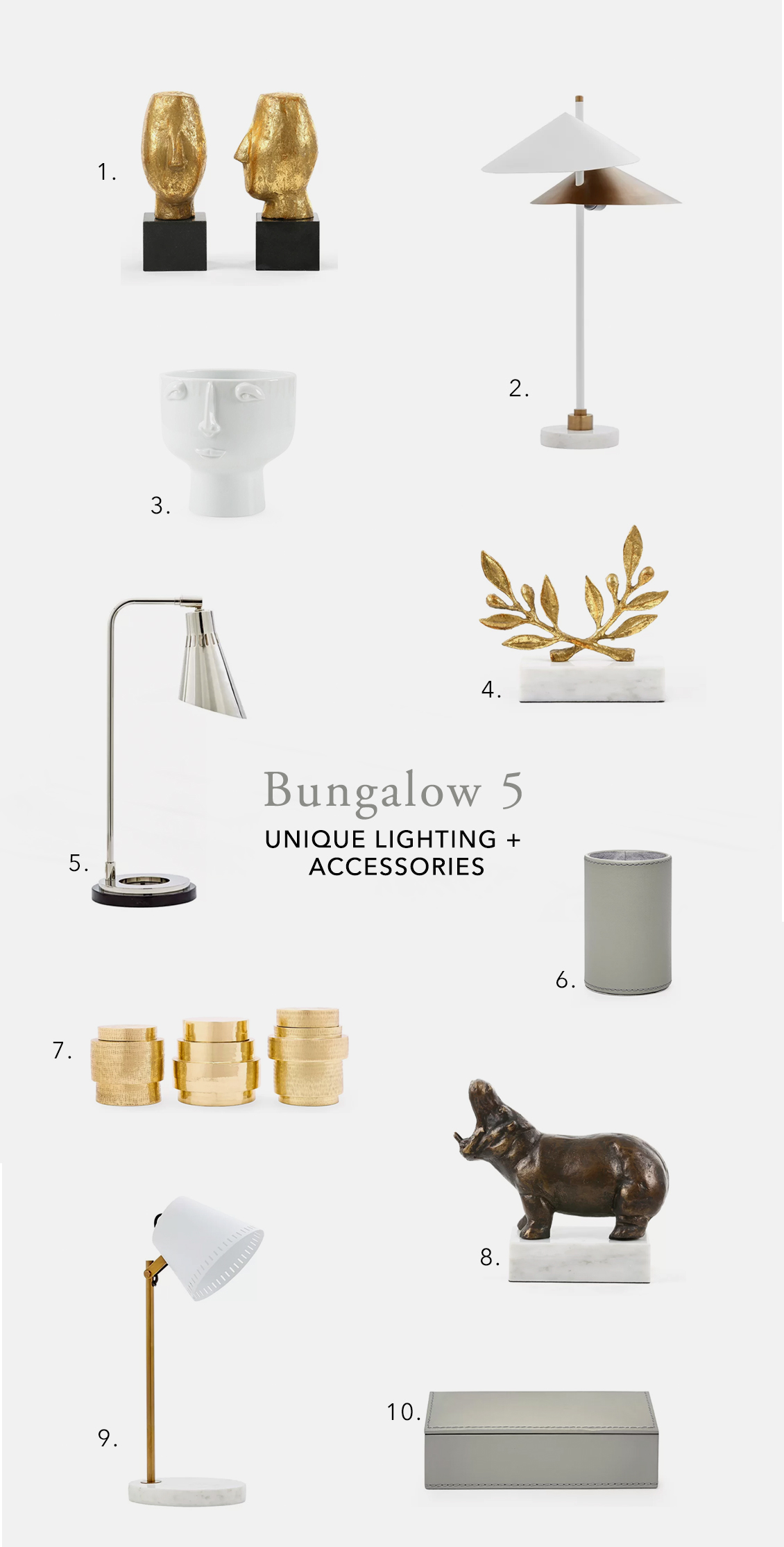 bungalow 5 decor