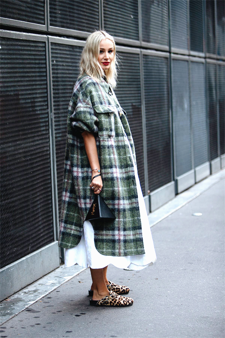 the best plaid for fall street style