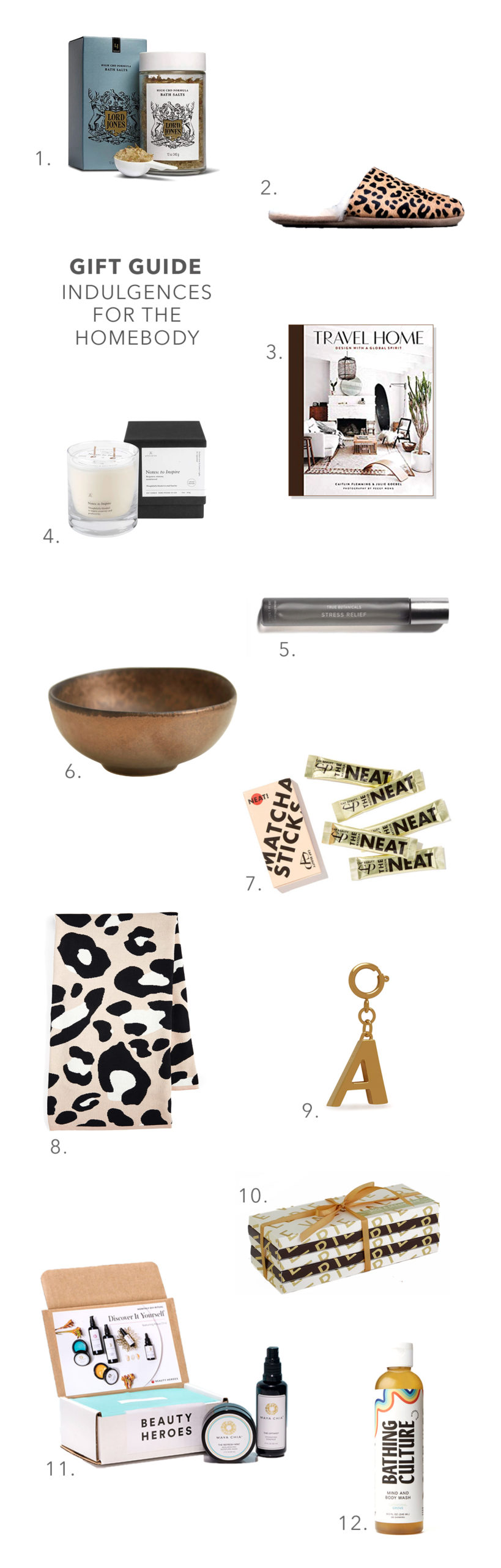 introvert gift guide