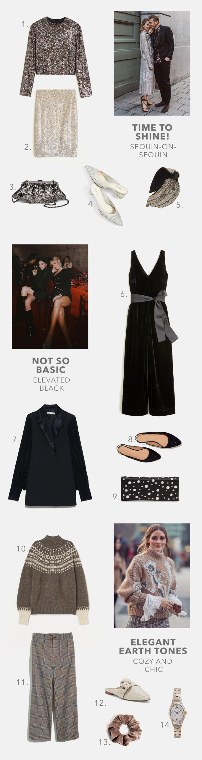 last minute holiday outfit ideas