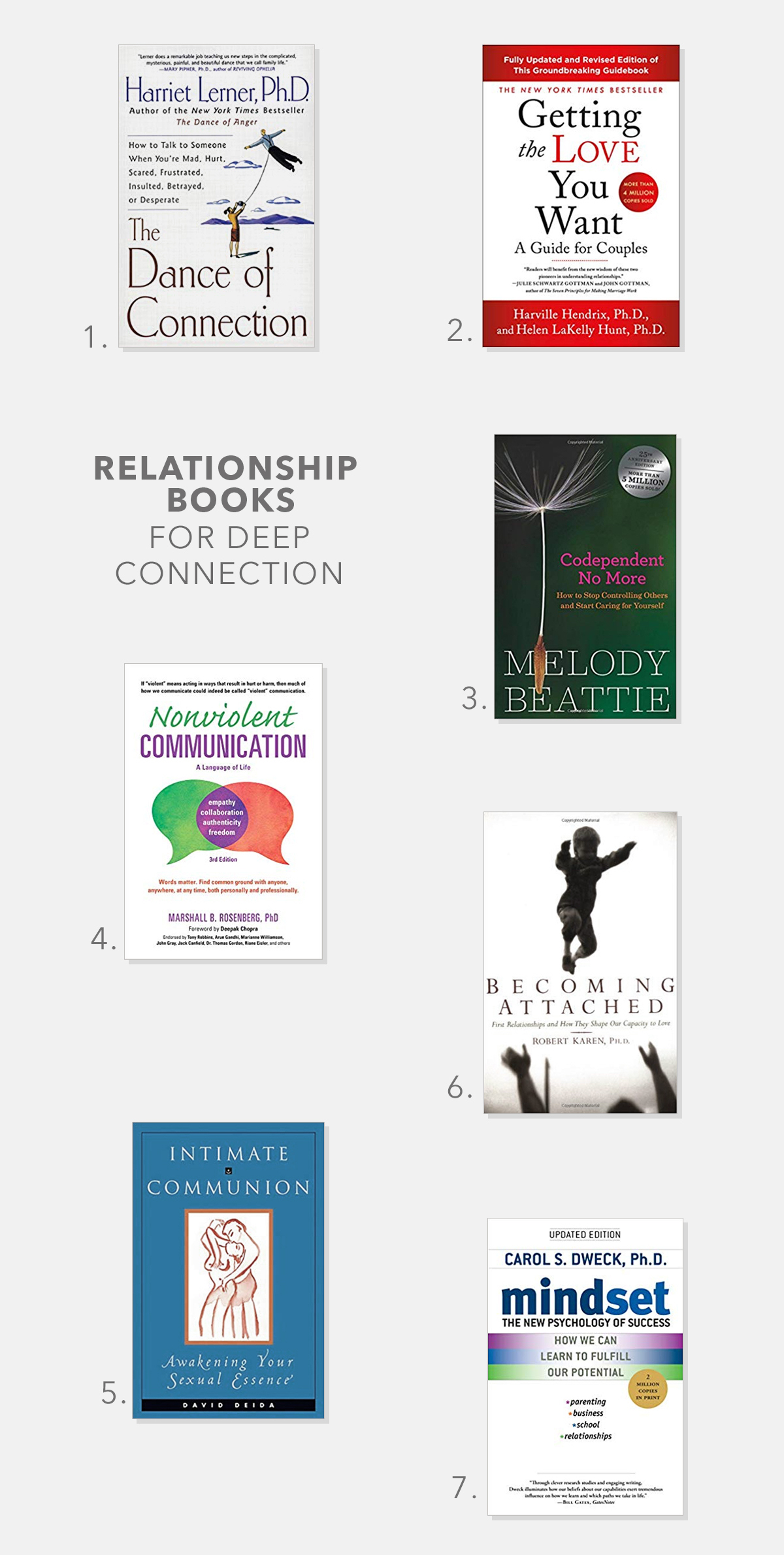 relationship books