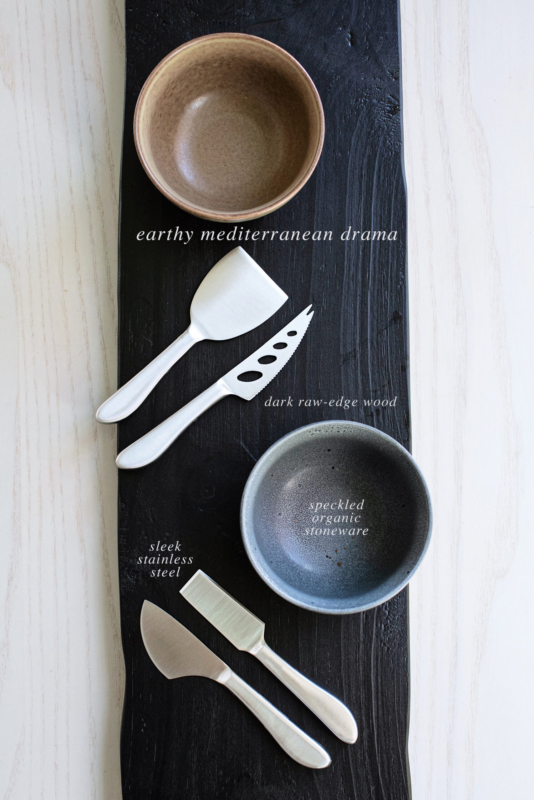 stylish cheese board essentials